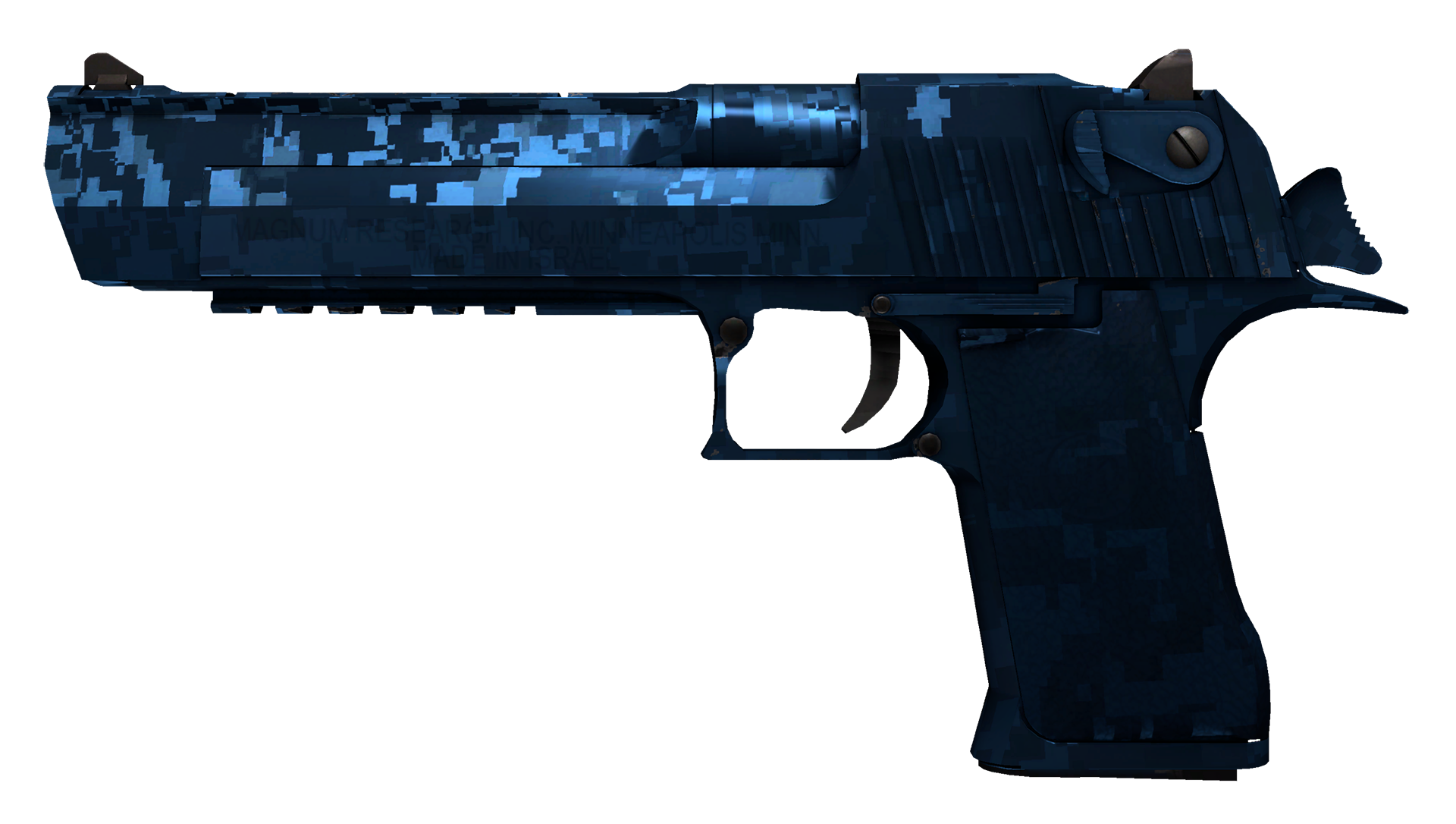Desert Eagle Cobalt Disruption